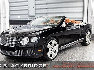 2013 Bentley Continental for sale 101546447