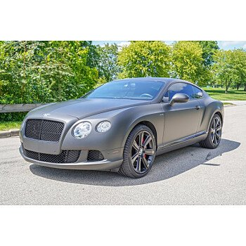 2013 Bentley Continental GT Coupe for sale 101564225