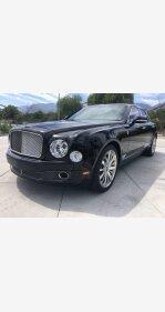 2013 Bentley Mulsanne for sale 101342654
