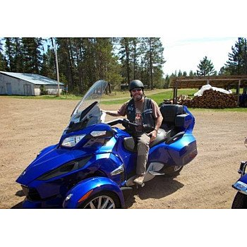 2013 Can-Am Spyder RT for sale 200522197