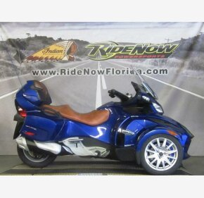 2013 Can-Am Spyder RT for sale 200770723