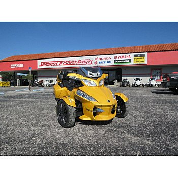2013 Can-Am Spyder RT for sale 200837997