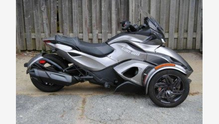 2013 Can-Am Spyder ST-S for sale 200729891