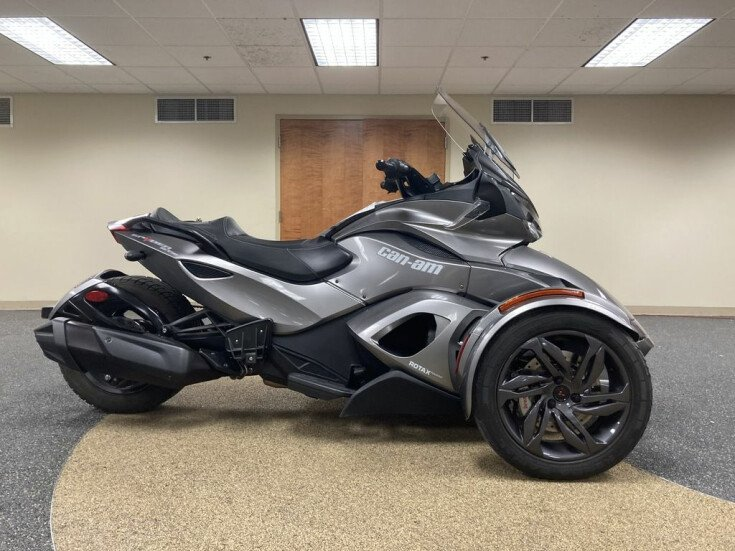 2013 Can-Am Spyder ST for sale 201073734