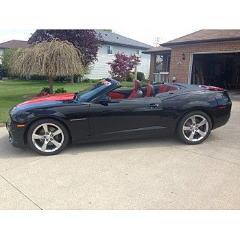 2013 Chevrolet Camaro SS Convertible for sale 100876386