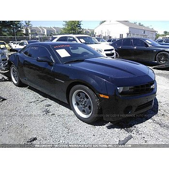 2013 Chevrolet Camaro LS Coupe for sale 101015079