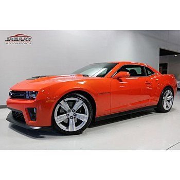 2013 Chevrolet Camaro ZL1 Coupe for sale 101032330