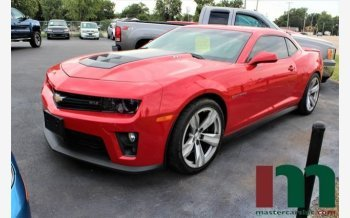 2013 Chevrolet Camaro ZL1 Coupe for sale 101034050