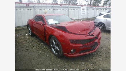 2013 Chevrolet Camaro SS Coupe for sale 101106826