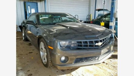 2013 Chevrolet Camaro LS Coupe for sale 101107932