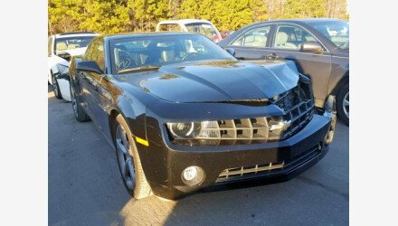 2013 Chevrolet Camaro LT Coupe for sale 101109353