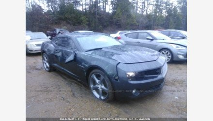 2013 Chevrolet Camaro LT Coupe for sale 101111904
