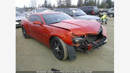 2013 Chevrolet Camaro LS Coupe for sale 101112893