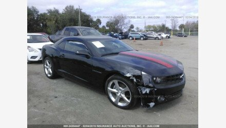 2013 Chevrolet Camaro LT Coupe for sale 101112902