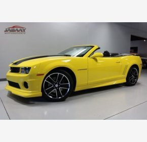 2013 Chevrolet Camaro SS Convertible for sale 101121861