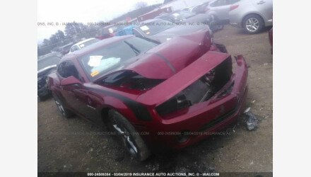 2013 Chevrolet Camaro LT Coupe for sale 101123597