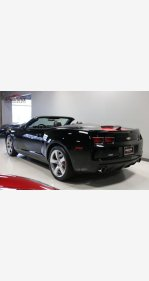 2013 Chevrolet Camaro SS Convertible for sale 101126043