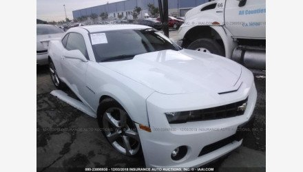 2013 Chevrolet Camaro SS Coupe for sale 101127235
