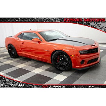2013 Chevrolet Camaro SS Coupe for sale 101181827