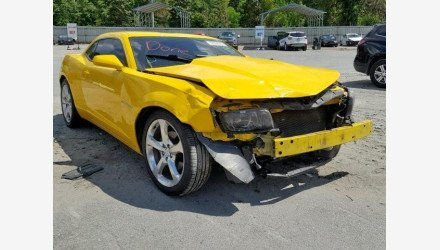 2013 Chevrolet Camaro LT Coupe for sale 101186589
