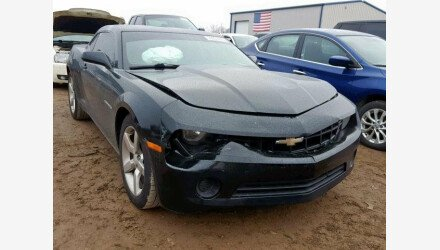 2013 Chevrolet Camaro LS Coupe for sale 101192035