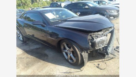 2013 Chevrolet Camaro LT Coupe for sale 101195124
