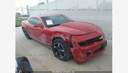 2013 Chevrolet Camaro LS Coupe for sale 101199673