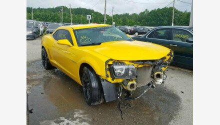 2013 Chevrolet Camaro LS Coupe for sale 101203674