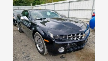 2013 Chevrolet Camaro LS Coupe for sale 101204261