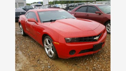 2013 Chevrolet Camaro LS Coupe for sale 101206677