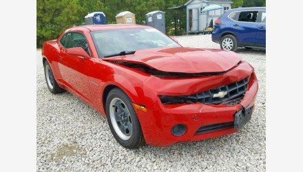 2013 Chevrolet Camaro LS Coupe for sale 101207877