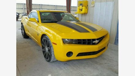 2013 Chevrolet Camaro LS Coupe for sale 101219585