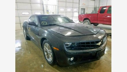 2013 Chevrolet Camaro LT Coupe for sale 101220323