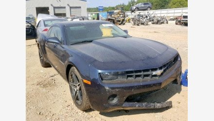 2013 Chevrolet Camaro LS Coupe for sale 101220666