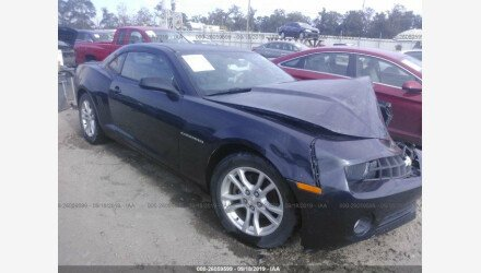 2013 Chevrolet Camaro LT Coupe for sale 101220885