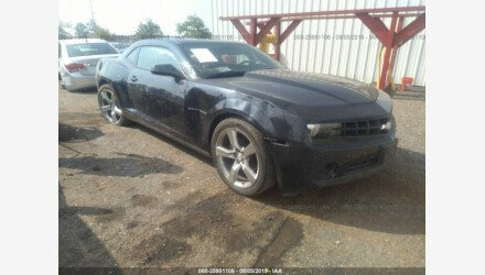 2013 Chevrolet Camaro LS Coupe for sale 101220964