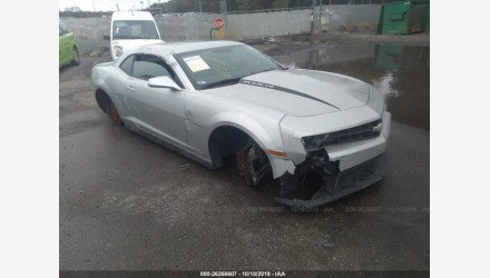 2013 Chevrolet Camaro SS Coupe for sale 101221580