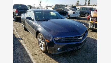 2013 Chevrolet Camaro LT Coupe for sale 101222261
