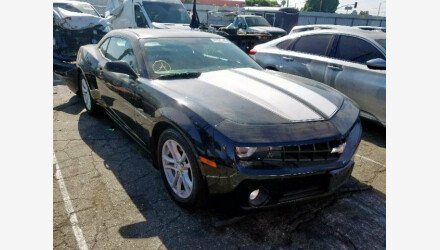 2013 Chevrolet Camaro LT Coupe for sale 101222666