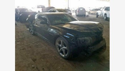 2013 Chevrolet Camaro LT Coupe for sale 101223127