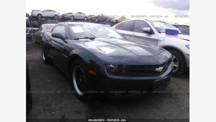 2013 Chevrolet Camaro LS Coupe for sale 101224015
