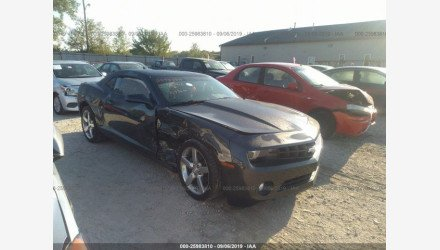 2013 Chevrolet Camaro LT Coupe for sale 101224029
