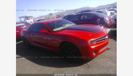 2013 Chevrolet Camaro LS Coupe for sale 101224589
