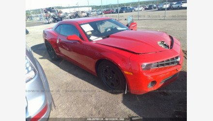 2013 Chevrolet Camaro LS Coupe for sale 101225979