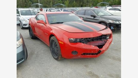 2013 Chevrolet Camaro LS Coupe for sale 101230815