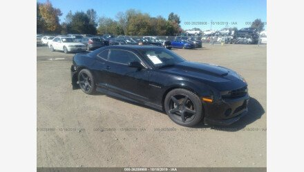 2013 Chevrolet Camaro LS Coupe for sale 101232098