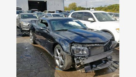 2013 Chevrolet Camaro LT Coupe for sale 101234587