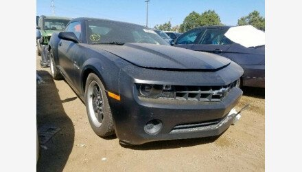 2013 Chevrolet Camaro LS Coupe for sale 101235384