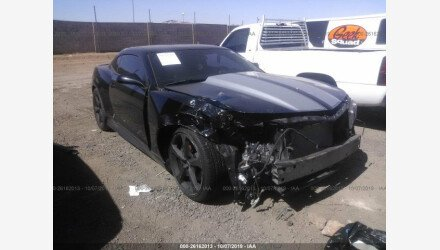 2013 Chevrolet Camaro SS Coupe for sale 101236012