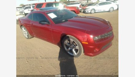 2013 Chevrolet Camaro SS Coupe for sale 101236408